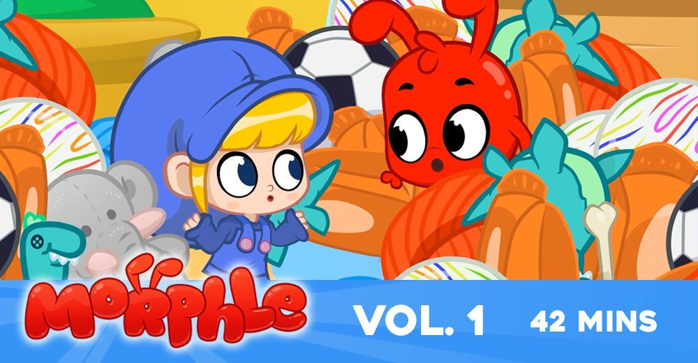 Download The Best Of Morphle Vol 1 By Morphle Morphle cartoon animation episodes compilation for kids #kids #cartoon #morphle видео morphle videos for kids! download the best of morphle vol 1